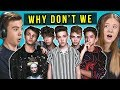 Lagu Teens React To Why Don't We