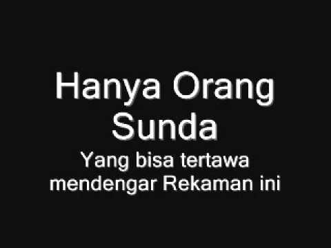 Bodor Sunda nuju Modol, Neng! video