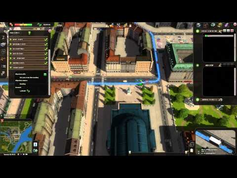 Cities in Motion Walkthrough Gameplay (1080p)