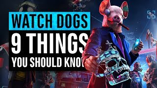 Watch Dogs Legion | 9 Things You Need To Know! (New footage) #ad