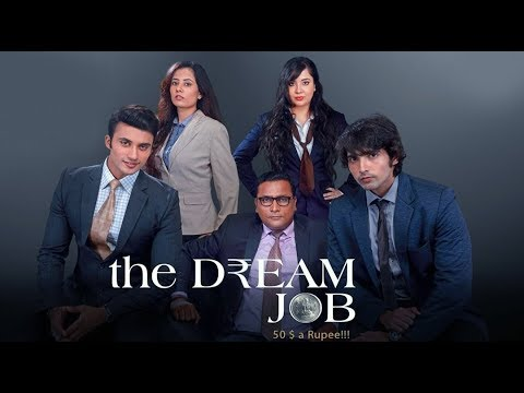 Unseen New Hindi Movie 2017 | The Dream Job | Zuber Khan Latest HD Full Movies Online | #HindiMovie thumbnail