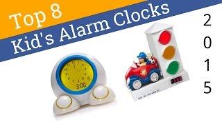 8 Best Kid's Alarm Clocks 2015