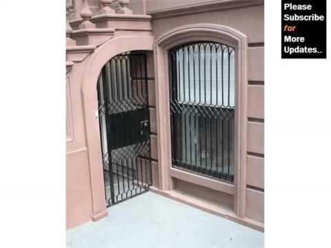 Decorative Window Bars | Decor Pictures Ideas