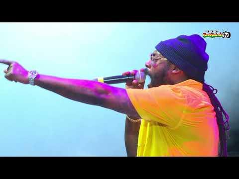 TARRUS RILEY ft DEAN FRASER & Black Soil Band live @ Main Stage 2018