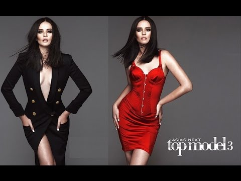 Georgina Wilson Asias Next Top Model New Host - YouTube