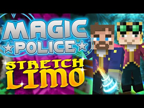 Minecraft Magic Police #76 - Stretch Limo (Yogscast Complete Mod Pack)