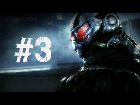 Crysis 3 Gameplay Walkthrough Part 3 - The Ceph Stalker - Mission 2