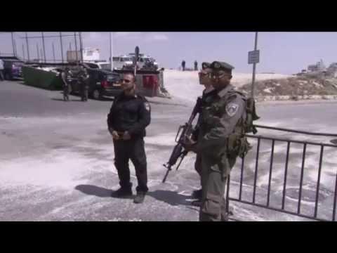 Jerusalem Violence on the Rise