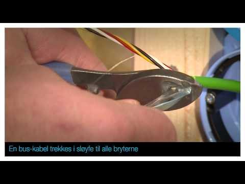 ABB smartbolig montasjefilm