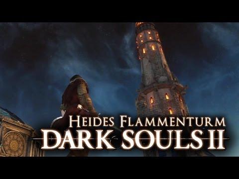 Seelen farmen für Anfänger - Dark Souls 2 - Heide Flammenturm (Spoiler!)