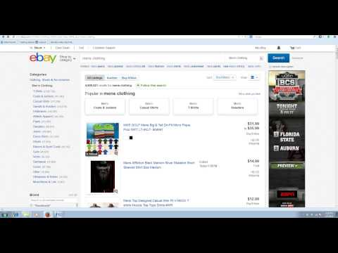 How I Do Research For Products To Sell On Ebay