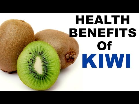 Amazing Health Benefits of Kiwi Fruits - Health Tips