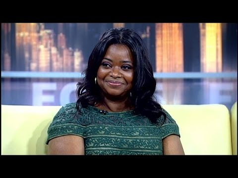 Octavia Spencer credits 'Oscar' win for landing Red Band Society role