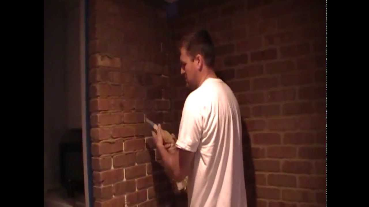 How To Install Brickweb Thin Brick Interior Installation 2 Of 2 Youtube
