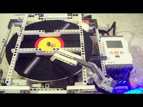 Mindstorms NXT 2.0: NXT Turntable
