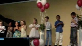 ACA Kindergarten Graduation Song