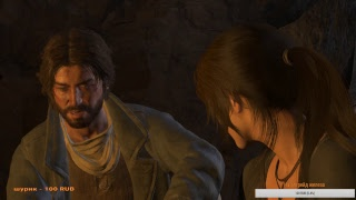 Rise of the Tomb Raider™ стрим -3