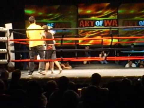 Art of War Sahshou - Sally Krumdiack vs. Van Do - Womens MMA 2008 Image 1