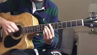 So Far Away - Martin Garrix & David Guetta (Acoustic Guitar Cover)
