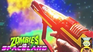"INFINITE WARFARE ZOMBIES EASTER EGG: ""HEADCUTTER"" WEAPON TUTORIAL! (Zombies In Spaceland)"