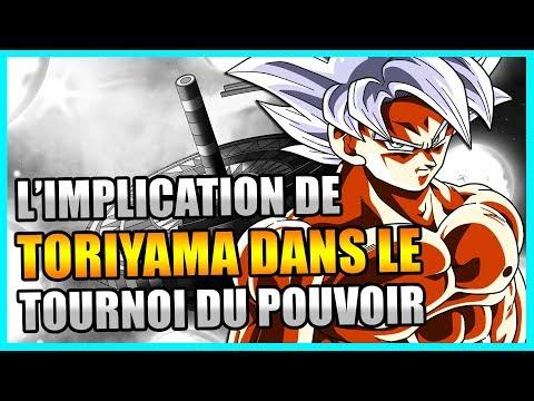 L'IMPLICATION DE TORIYAMA DANS L'ARC SURVIE DE L'UNIVERS - DBREACT #22