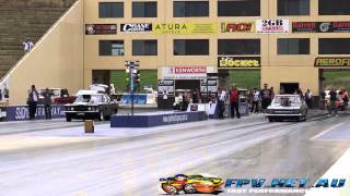 WILD BUNCH DRAG RACING SYDNEY DRAGWAY 12.4.2015