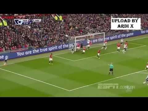 Manchester United 0 – 1 West Bromwich Albion All Goals Highlights 2015