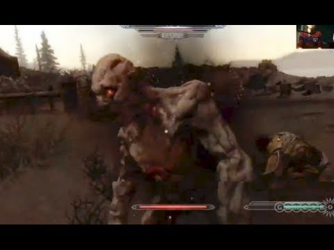 GameSpot Now Playing - Skyrim: Dragonborn - Elder Scrolls V