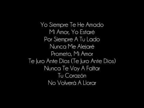 N'sync - Yo Te Voy Amar (lyrics)