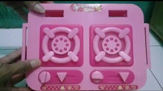 Mainan anak kitchen set mini