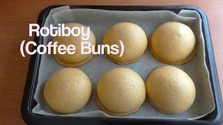How To Make Coffee Buns Recipe Rotiboy  Paparoti  Resep Rotiboy