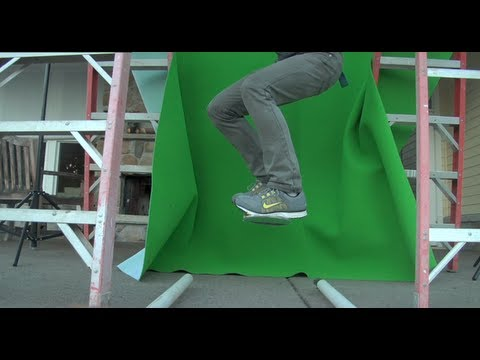 Hover Boards - Behind the Scenes/VFX Breakdown