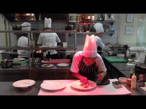 La Girolle French Fine Dining Restaurant Blue Sapphire Building BGC by HourPhilippines.com