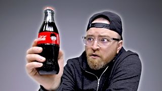 A Mysterious Coca-Cola Surprise...