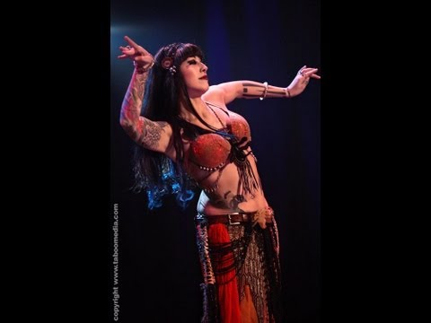 Sharon Kihara Performs A Traditional Belly Dance At The Massive Spectacular! video