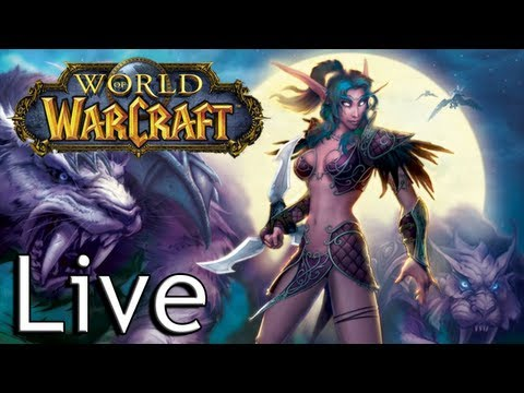 Live Détente sur World of Warcraft avec Superbrioche !