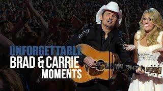 Download Lagu 8 Unforgettable Brad Paisley, Carrie Underwood CMA Moments Gratis STAFABAND