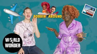 Excursions: BOBBIN' AROUND with Bob the Drag Queen and Luis!