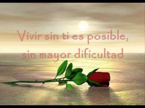 Ricardo Arjona - Vivir Sin Ti Es Posible