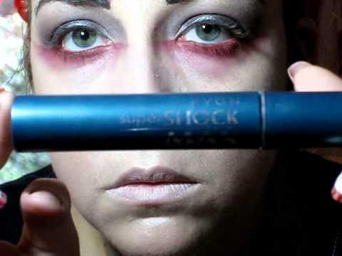 Avon Halloween Make-up
