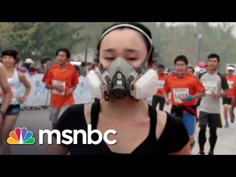 Pollution Around The World | msnbc