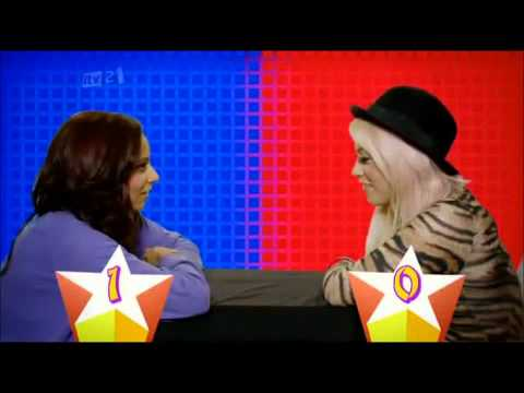 Jade Thirlwall and Amelia Lily Xtra Factor Face off. (good quality)