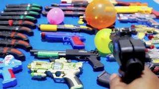 FULL BOX OF TOYS !! My Massive Desert  Eagle Gun Toys Arsenal