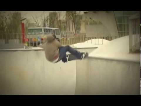 LA ramp oakley skateboarding thumbnail