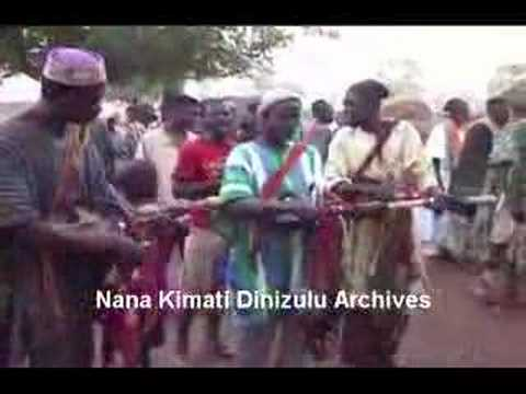 Gonjey music from the Dagomba people, Northern Ghana, West Africa.