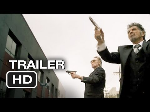 Stand Up Guys Official Trailer #1 (2012) - Al Pacino, Christopher Walken Movie HD