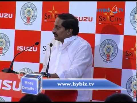 N. Kiran Kumar Reddy, Chief Minister Ap
