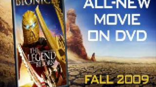 Bionicle The Legend Reborn Trailer