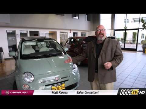 Matt Karnes Sales Consultant Capitol FIAT San Jose, CA