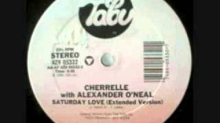 CHERRELLE  SATURDAY LOVE